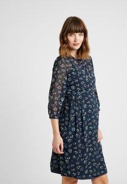 Esprit Maternity - DRESS 3/4 - Vardagsklänning - night blue