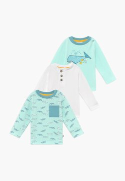 Jacky Baby - SAVE OUR SEAS 3 PACK - Longsleeve - mint