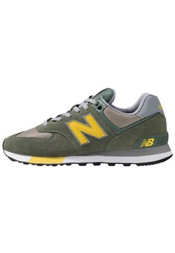New Balance - ML574 - Sneakers laag - green