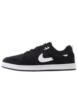 Nike SB - ALLEYOOP UNISEX - Chaussures de skate - black/white