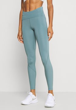Under Armour - FLY FAST - Tights - lichen blue