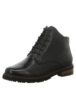 Everybody - Bottines à lacets - schwarz