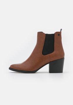 Esprit - CADIZ BOOTIE - Classic ankle boots - toffee
