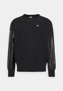 Champion Reverse Weave - CREWNECK  - Sweatshirt - black