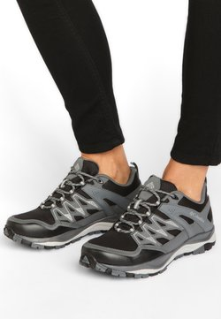 Columbia - WAYFINDER OUTDRY - Hikingschuh - black, steam