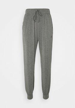Curare Yogawear - MENS LONG PANTS - Jogginghose - anthrazit melange