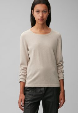 Marc O'Polo - LONG SLEEVE - Strickpullover - alpaca melange
