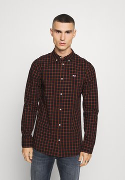 Tommy Jeans - ESSENTIAL CHECK  - Chemise - black/multi