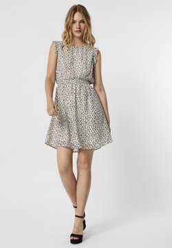 Vero Moda - VMPENNY  - Korte jurk - off-white