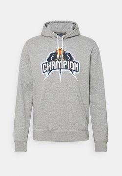 Champion - HOODED  - Felpa - grey