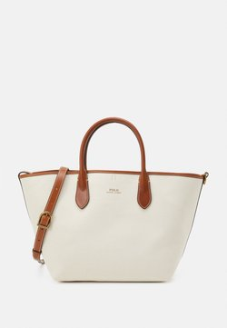Polo Ralph Lauren - OPEN TOTE - Handbag - natural