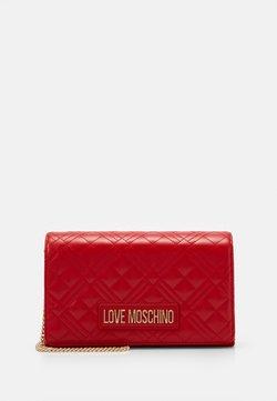 Love Moschino - BORSA - Sac bandoulière - red
