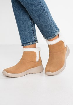 Skechers - ON THE GO JOY - Boots à talons - chestnut