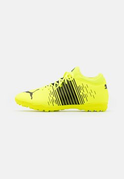 Puma - FUTURE Z 4.1 TT - Astro turf trainers - yellow alert/black/white
