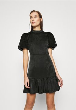 Résumé - BLAKE DRESS - Sukienka koktajlowa - black