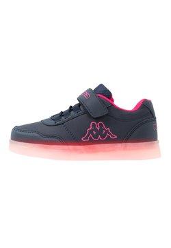 Kappa - RENDON - Sportschoenen - navy/pink