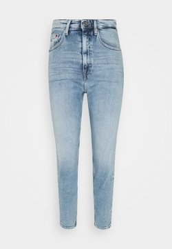 Tommy Jeans - MOM - Jeans Relaxed Fit - denim light