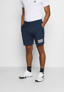 adidas Performance - CLUB SHORT - Träningsshorts - blue