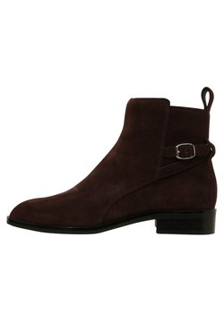What For - Ankle Boot - espressobraun