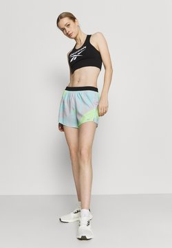 Reebok - SHORT - Pantalón corto de deporte - digital glow