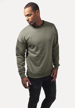 Urban Classics - CREWNECK - Sweatshirt - olive