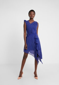 Three Floor - SPOT DIFFUSION DRESS - Vestito elegante - spectrum blue/violet