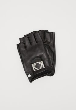 KARL LAGERFELD - MISS K GLOVE - Fingerless gloves - black