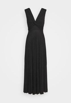 M Missoni - ABITO LUNGO SENZA MANICHE - Jumper dress - black