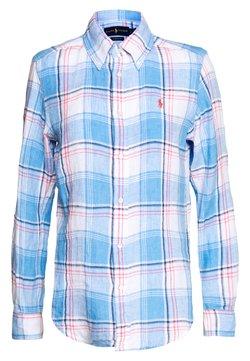 Polo Ralph Lauren - GEORGIA CLASSIC LONG SLEEVE - Koszula - blue/red/white
