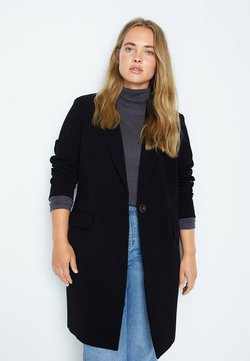Violeta by Mango - LETI - Classic coat - schwarz