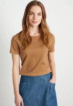 SEASALT - REFLECTION  - T-shirt basic - brown