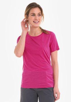 Schöffel - KASHGAR - T-Shirt basic - pink