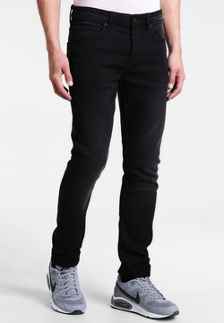 Only & Sons - ONSLOOM JOG - Slim fit -farkut - black