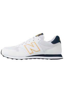New Balance - GM500 - Sneakers laag - white/yellow/navy