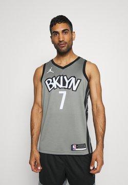 Nike Performance - NBA BROOKLYN NETS KEVIN DURANT SWINGMAN  - Pelipaita - dark steel grey/black