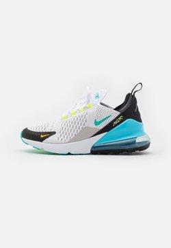 Nike Sportswear - AIR MAX 270 GS UNISEX - Baskets basses - white/hyper jade/black/light graphite