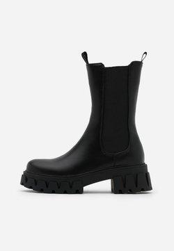 Koi Footwear - VEGAN SENTRY - Platform-saappaat - black