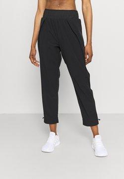 adidas Performance - DANCE PANT - Spodnie treningowe - black