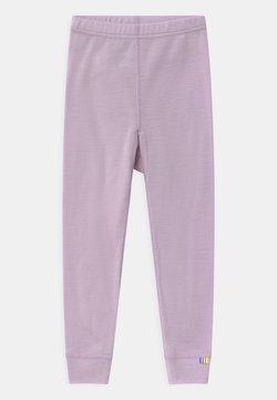 Joha - UNISEX - Legging - purple