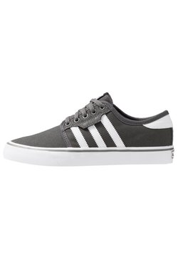 adidas Originals - SEELEY - Skeittikengät - ash/footwear white/core black