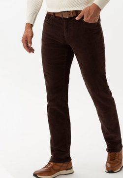 BRAX - STYLE COOPER FANCY - Broek - brown