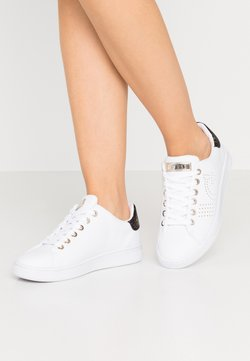 Guess - RANVO - Sneakersy niskie - white