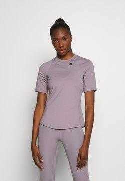Under Armour - RUSH - T-Shirt print - slate purple