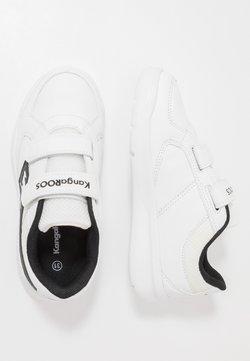 KangaROOS - K-COPE - Sneakers laag - white/jet black