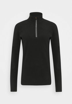 Brunotti - MISMA WOMEN - Fleecepullover - black