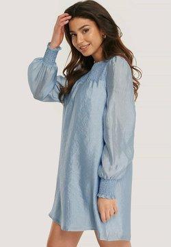 NA-KD - Cocktailkleid/festliches Kleid - light blue