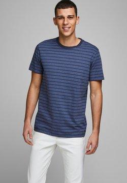 Jack & Jones - T-Shirt print - denim blue