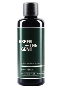 Green + The Gent - FACE TONIC / AFTER SHAVE - Tonico viso - -