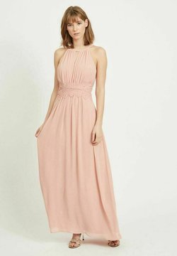 Vila - VIMILINA - Vestido largo - misty rose