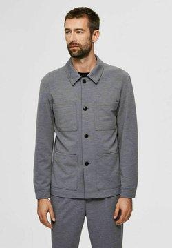 Selected Homme - Sakko - light grey melange